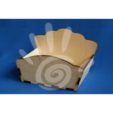 Короб (сухарница, конфетница) №55-0002