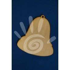 Панно Колокольчик 6*5,2 см ф3-4 №18-0006-3