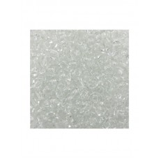 Бисер Zlatka GR 11/0  №0001 прозрачный  10 г