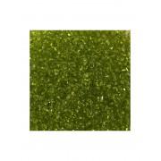 Бисер Zlatka GR 11/0  №0004 салатовый  10 г