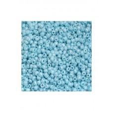 Бисер Zlatka GR 11/0 №0123 голубой  10 г