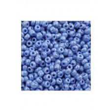 Бисер Zlatka GR 11/0 №0123B синий  10 г
