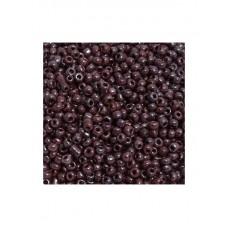 Бисер Zlatka GR 11/0 №0126 шоколадный 10 г