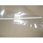Проволока белая, №22, 30 см, 100 шт