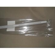 Проволока белая №20, 30 см, 100 шт