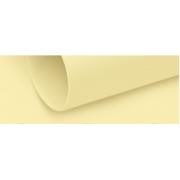 Иранский фоамиран, лист 60х70см, Сливочный