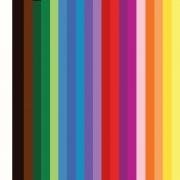 Бумага для квиллинга Mr.Painter A 20-1.5-200 1.5 мм  350 мм, набор №1 Палитра