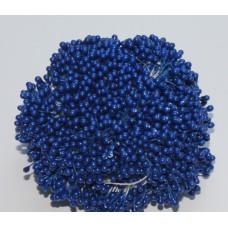 Тычинки синие, 70шт