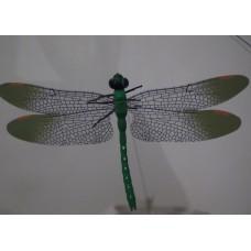 Стрекоза 8см, зеленый