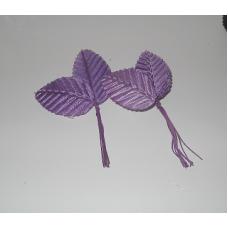 Листья 10шт фиолетовый