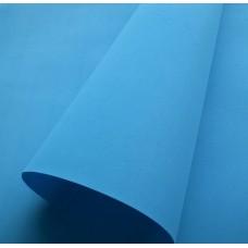 Фоамиран (EVA) ярко-голубой 1мм, 40*50см