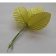 Листья 10шт светло-зеленый