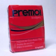 Sculpey Premo PE02 5382 красный кадмий