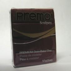 Sculpey Premo PE02 5383 малиновый