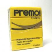 Sculpey Premo PE02 5525 ярко-желтый