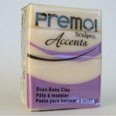 Sculpey Premo PE02 5527 матово-белый