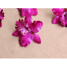 Орхидея Каттлея фиолетовая 7см