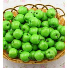 Яблоко зеленое 3,5см