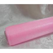 Органза флористическая 48см, цвет розовая